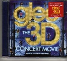(DG874) Glee The 3D Concert Movie, 23 live tracks - 2011 CD