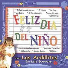 Feliz Dia Del Nino 2004 by Las Ardillitas De Lalo Guerrero Ex-library