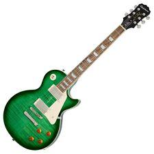 Epiphone Les Paul Standard Plustop pro, Green Burst - E-Guitar