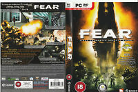 F.E.A.R.  Fear First Encounter Assault Recon: PC game with free/quick post