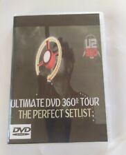 U2 ULTIMATE DVD 360° TOUR MULTICAM HD 2019