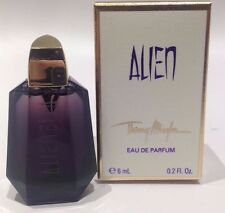Alien for Women Thierry Mugler Eau de Parfum Miniature Splash 0.2 oz /6ml Travel