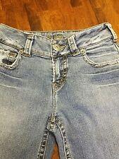 """Silver"" Jeans -- 26 X 30"