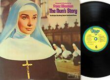 FRANZ WAXMAN-The Nun's Story-OST-1975 Stanyan Recs USA SQ Quadrophonic-SRQ 4022