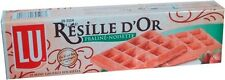 5 x praline wafer resille d or Lu