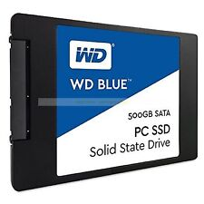 """Western Digital SSD500GB WD Blue2.5"""" 7mm 545MB/s Read Solid State DriveNew sm"""