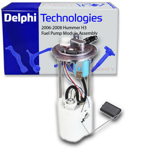 Delphi Fuel Pump Module Assembly for 2006-2008 Hummer H3 3.5L 3.7L 5.3L L5 uy