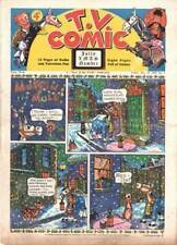 TV Comics and Annuals on Disc PDF and CR Display(included) Format