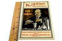 VTG 1918 DR J.H McLeans Medical Almanac 65th Yr