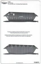 NEW  1:144 Warbird Decals 144-06 Lockheed Sea Shadow Stealth Boat