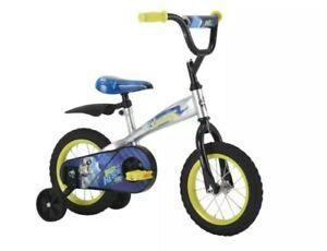 Huffy® 30cm Disney Toy Story Buzz Lightyear Steel Frame Kids Bicycle Bike Ride