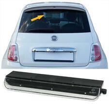 Terzo stop led nero Fiat 500 2007-
