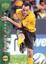 2006 Upper Deck Major League Soccer - LA Galaxy Base Common (59 - 66) - MLS