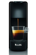 New Nespresso Essenza Mini Original Espresso Machine by Breville, Piano Black