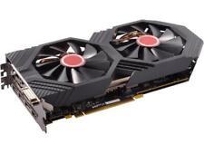 XFX - AMD Radeon RX 580 GTS Black Core Edition 8GB GDDR5 PCI Express 3.0 Grap...