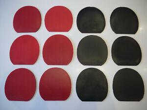 12 Tischtennis Beläge – Butterfly Tenergy / Tibhar Evolution / Donic / Joola