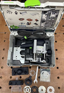 Festool OF 1010 EQ-F-Plus USA Router 574691 Bundle w/ Extras