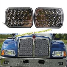 Kenworth T300 LED Headlights Headlamps LH RH Low/High Bulb Kit 1997-2010 2PCS AU