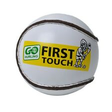 FIRST TOUCH SLIOTAR - GAA HURLING BALL NEW - SLIOTHAR HURL GAELIC SPORTS