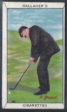 GALLAHER-SPORTS SERIES-#009- GOLF - FINISH OF PUTTING STROKE