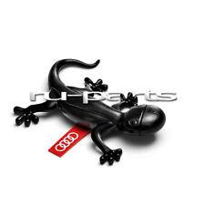 Audi original air freshener gecko (black, spicy) 000087009D