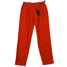 NWT Nine West Red Pants Women's Size 2/26