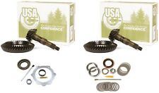 "1973-1988 GM 10.5"" Chevy 14 Bolt Dana 60 5.38 Ring and Pinion Mini USA Gear Pkg"