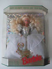 barbie happy holidays gran galà special edition 1992 collector doll ok NRFB 1429