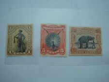 (RB 042) 1897 North Borneo Old Stamps Lot#1 - MLH
