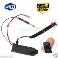 Mini DV HD 1080P Spy DIY Module IP Security Camera WiFi Remote Monitor Cam DVR