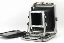 【EXC++++】TOYO Field SAKAI SPECIAL 4x5 Large format Camera w/ cut film holder 829