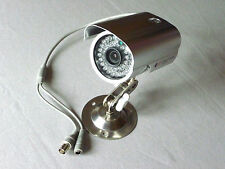 1200/TVL 6mm IP66 Security Camera for 960H DVR BNC Connect