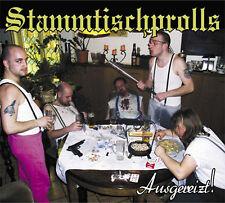 Stammtischprolls - AUSGEREIZT (CD DigiPack) NEU Oi Skinhead Troopers Punkrock