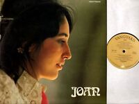 JOAN BAEZ joan (uk 1971 reissue) LP EX/VG VSD-79240 folk rock chanson ballad