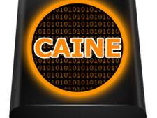 CAINE 8 Blazar Live USB 64bit Forensics Investigative Penetration WinUFO tools