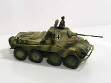 28mm Bolt Action Chain Of Command German Puma Sdkfz 234 Armoured Car Painted
