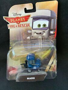 Mattel Disney Planes Fire & Rescue Maru Forklift