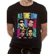 Hauts et chemises t-shirts multicolore pour femme, taille XL