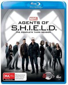 Agents Of SHIELD - Season 3 Blu-ray