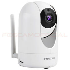 Foscam 1080P 2MP R2 Pan Tilt Zoom Wireless Surveillance CCTV Network IP Cameras