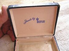 Vintage Trifari Jewelry Box