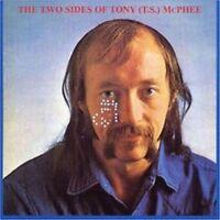 TONY MCPHEE - THE TWO SIDES OF TONY (T.S.) MCPHEE  CD NEW+