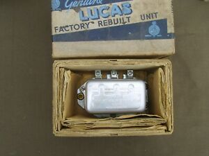 NEW GEN LUCAS RB 310 12 VOLT CONTROL BOX JAGUAR ROVER ARMSTRONG SIDDELAY HUMBER