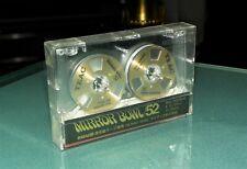 TEAC Mirror Bowl /52 - Open Reel Audio Cassette - Japan - New/Sealed