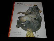 A sketchy past : L'art de Peter de Sève Editions Akiléos 2009