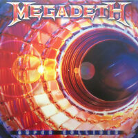 "Megadeth - Super Collider Vinyl LP & 7"" on Orange Vinyl LE NEW/SEALED 180gm"