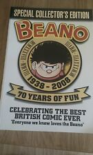 The Beano : Special Collector's Edition : 1938-2008 - 70 Years of..., The Editor