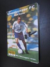 29499 Olaf Renn Chemnitzer FC CFC original signierte Autrogrammkarte