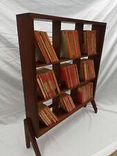 More details for rare mid century beaver & tapley penguin bookcase - 1950s retro vintage b