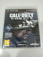 Call of Duty Ghosts Edicion Limitada Free Fall Juego PlayStation 3 PS3 Sony